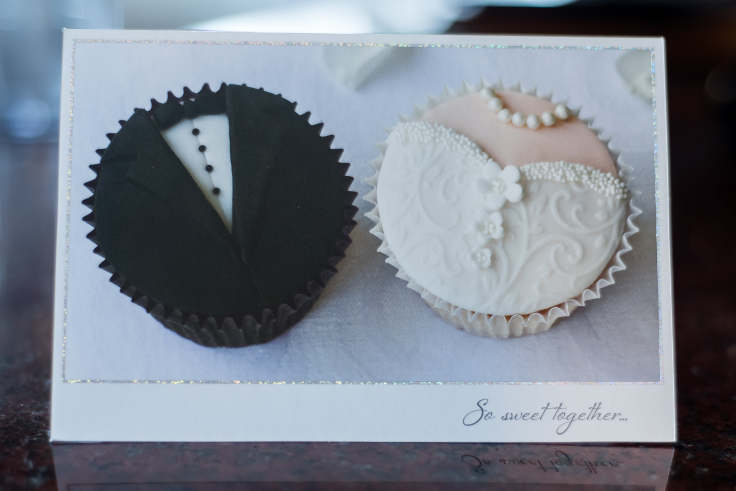 So Sweet Together - cute wedding invitations