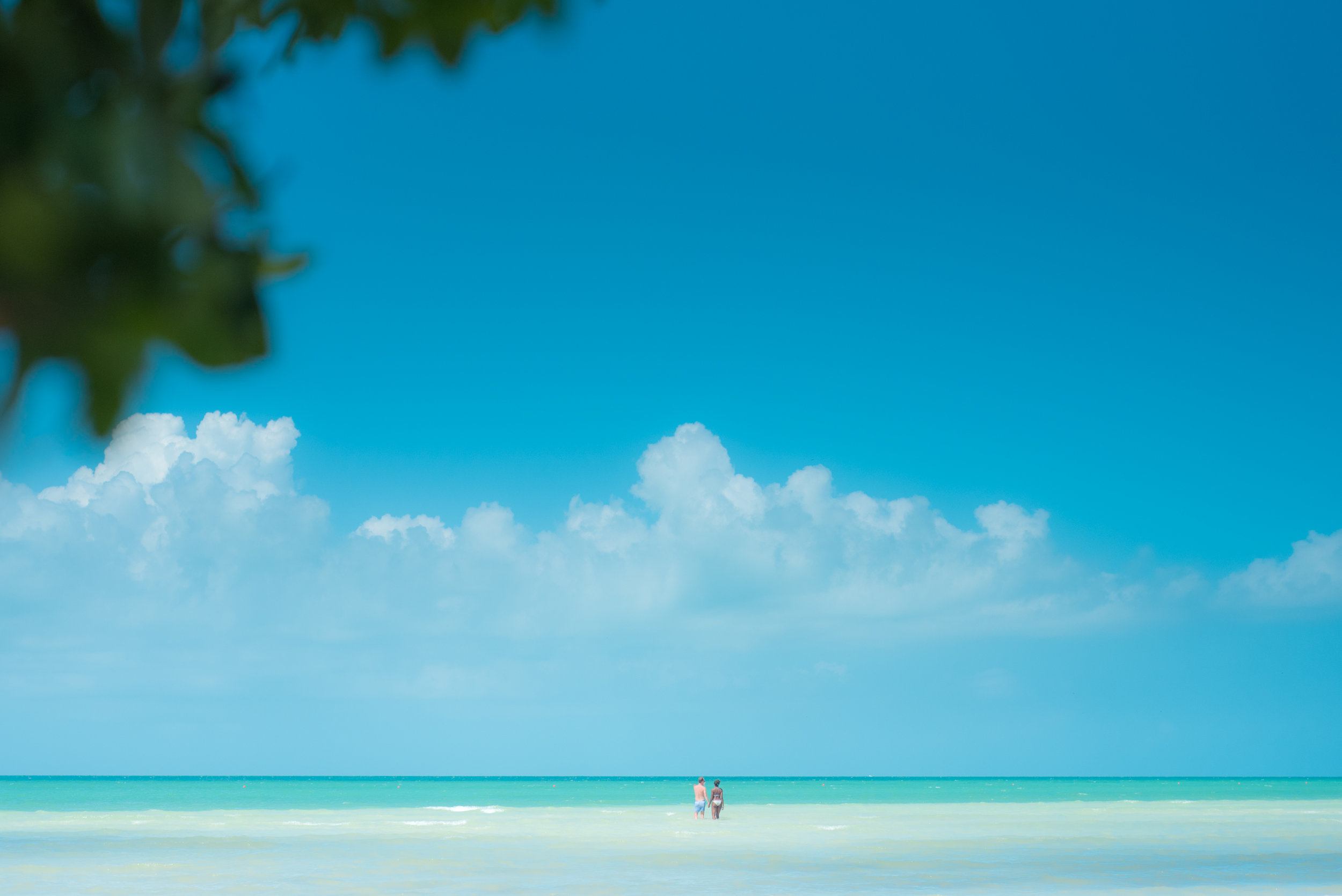 """Holding Hands in Paradise """"Holbox Island"""""""