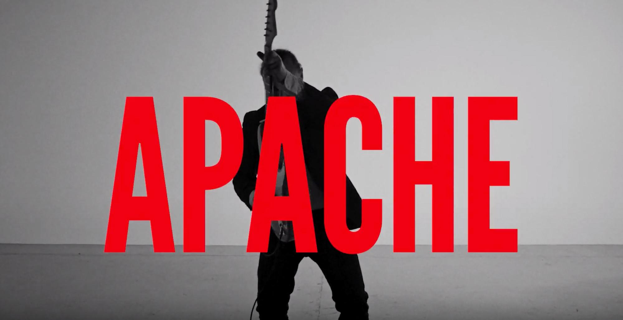 MUSIC VIDEO - APACHE