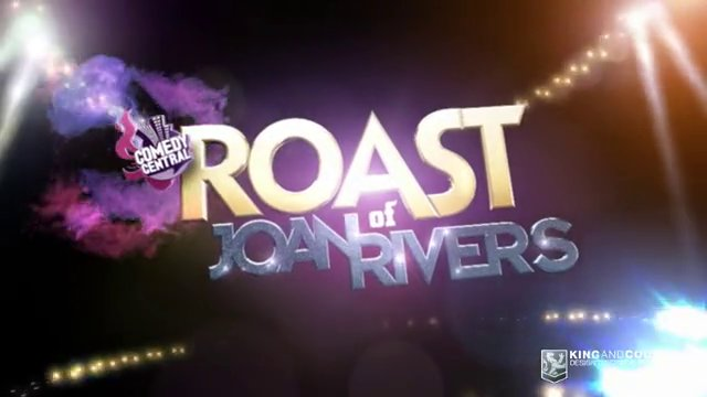 "<span style=""text-transform:uppercase;float:left;font-family:Changa;font-weight:normal;font-size:12px; padding:5px;letter-spacing:3px;"">The Roast of Joan Rivers</span>"