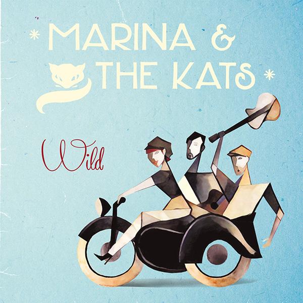 """Marina & The Kats - """"Wild"""" (O-Tone, 2016)"""