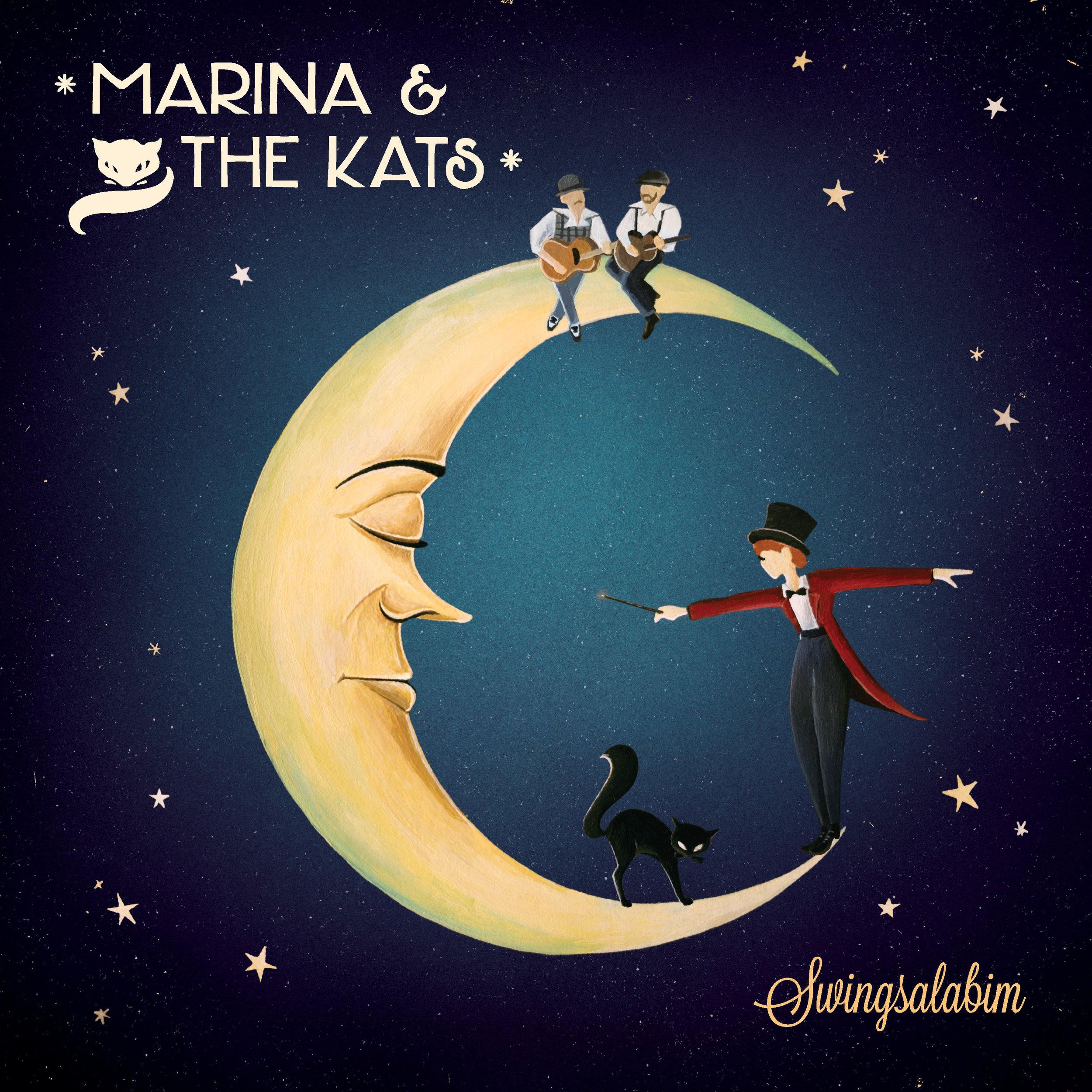 Marina & The Kats - Swingsalabim (2019)