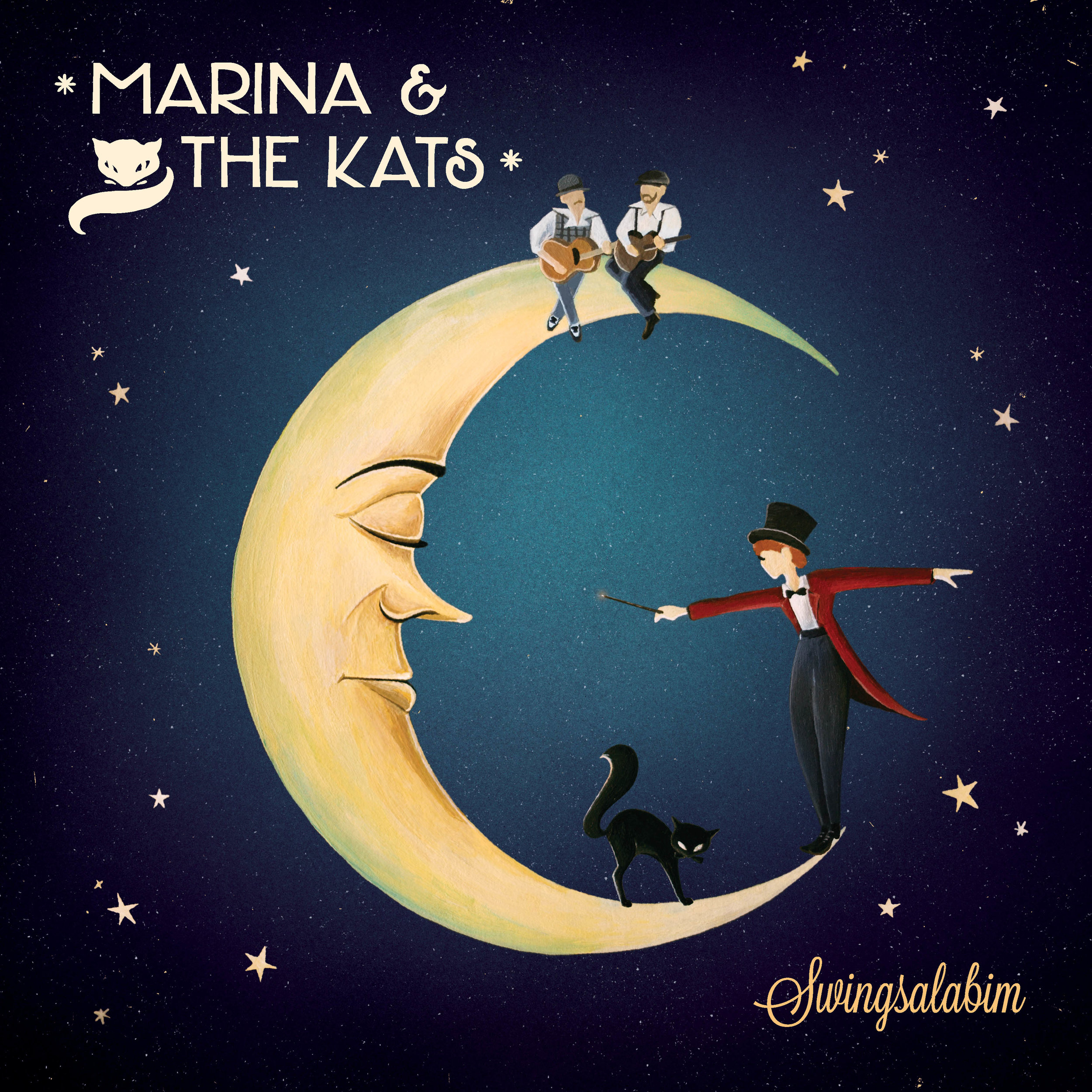 Marina & The Kats - Swingsalabim (2019)