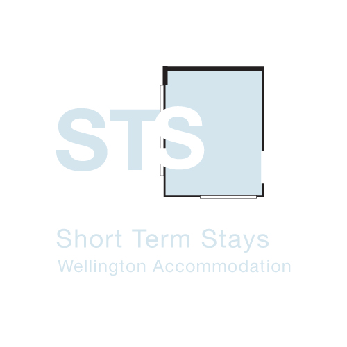 [Short Term Stays] 2018 Create and design a brand identity for a new business.