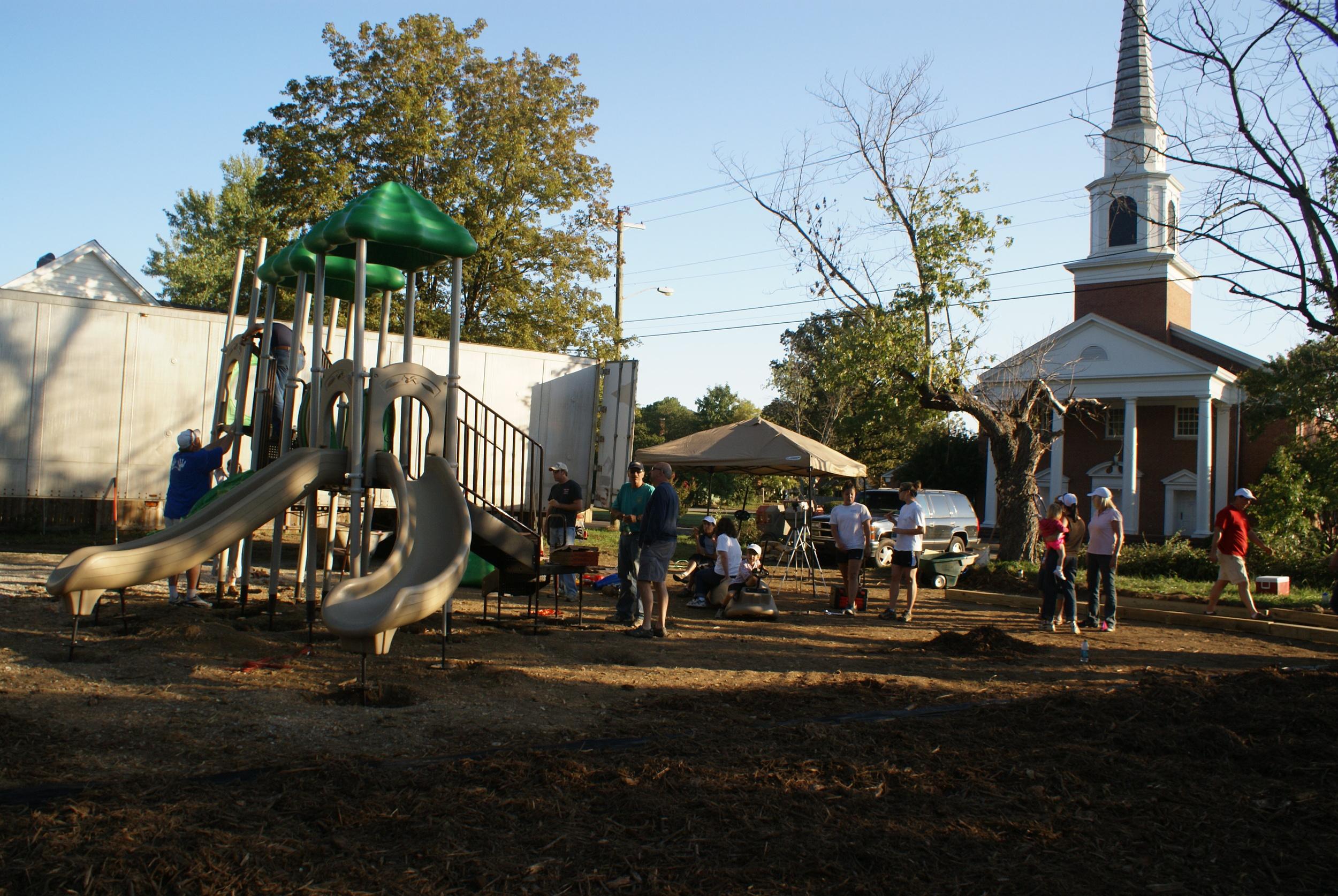 East 3rd Street Playground