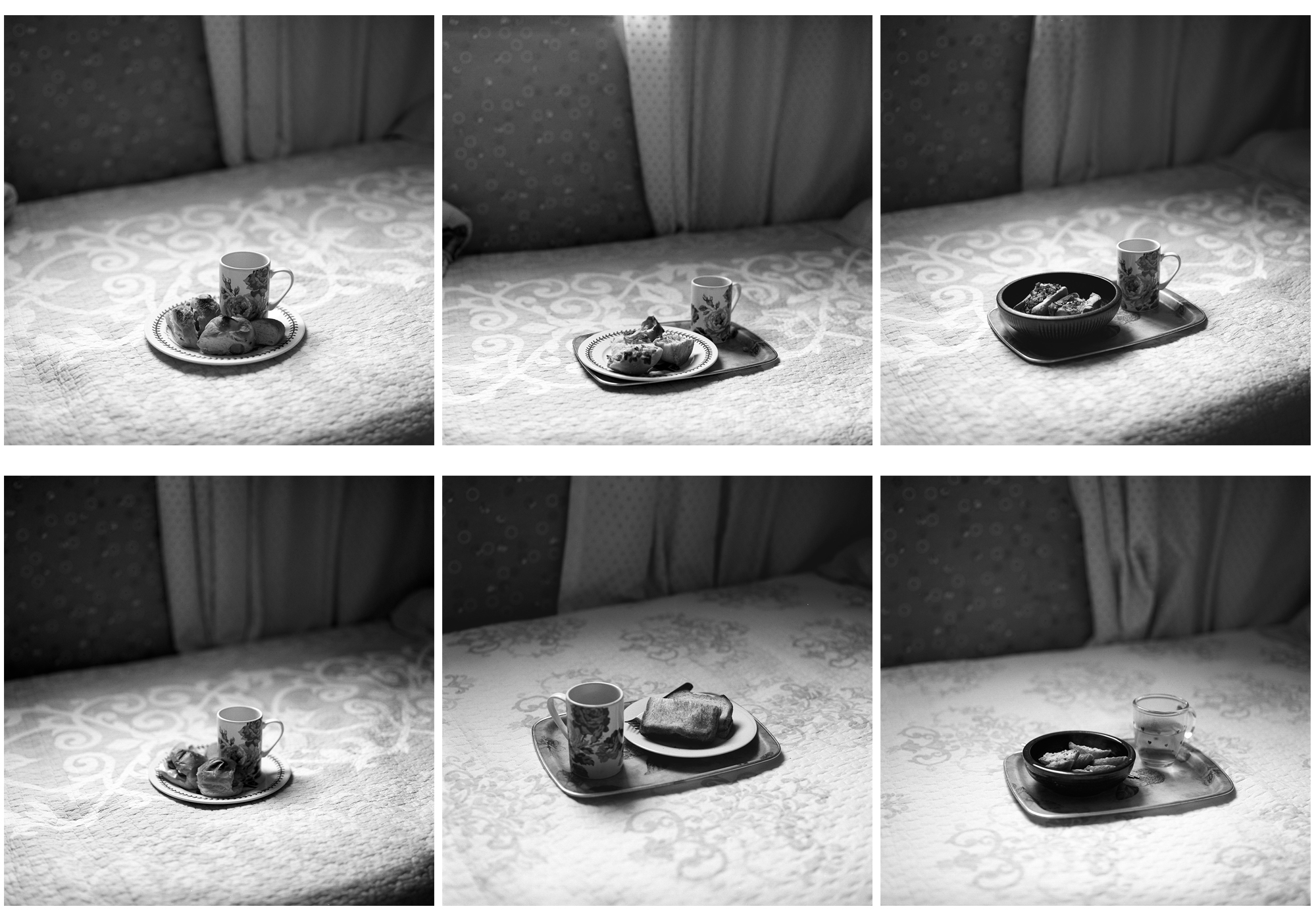 Daily Journal - Breakfast (기획, 촬영) *120 Black and White Film