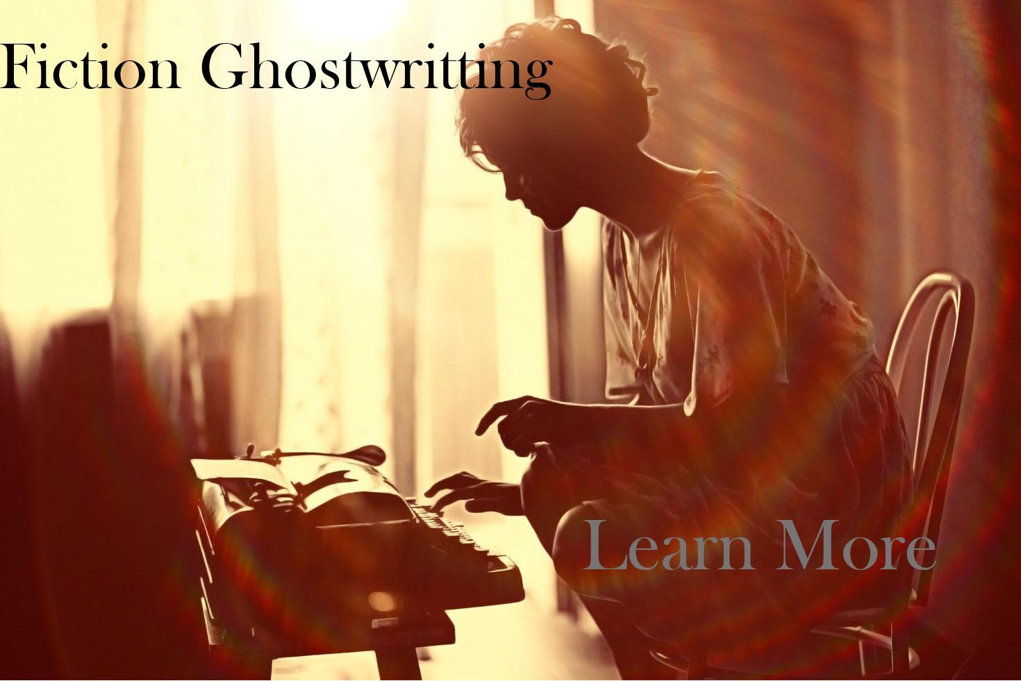 Fiction Ghostwriting