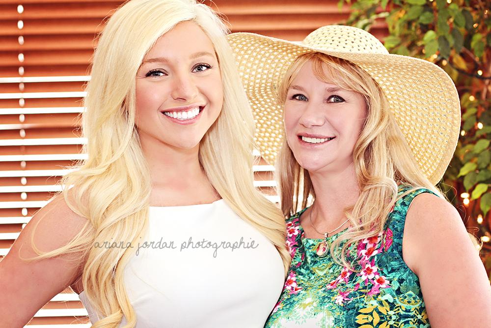 Martha and her mother, Juanita. Beautiful ladies!