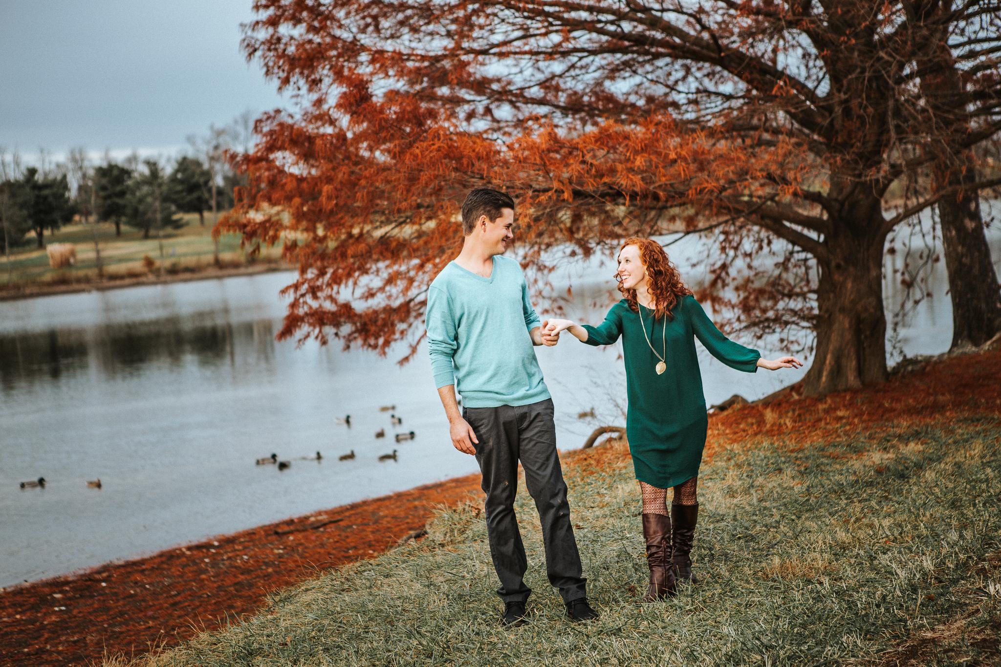 Richmond Kentucky Engagement Photographer - Ariana Jordan Photography -38.jpg