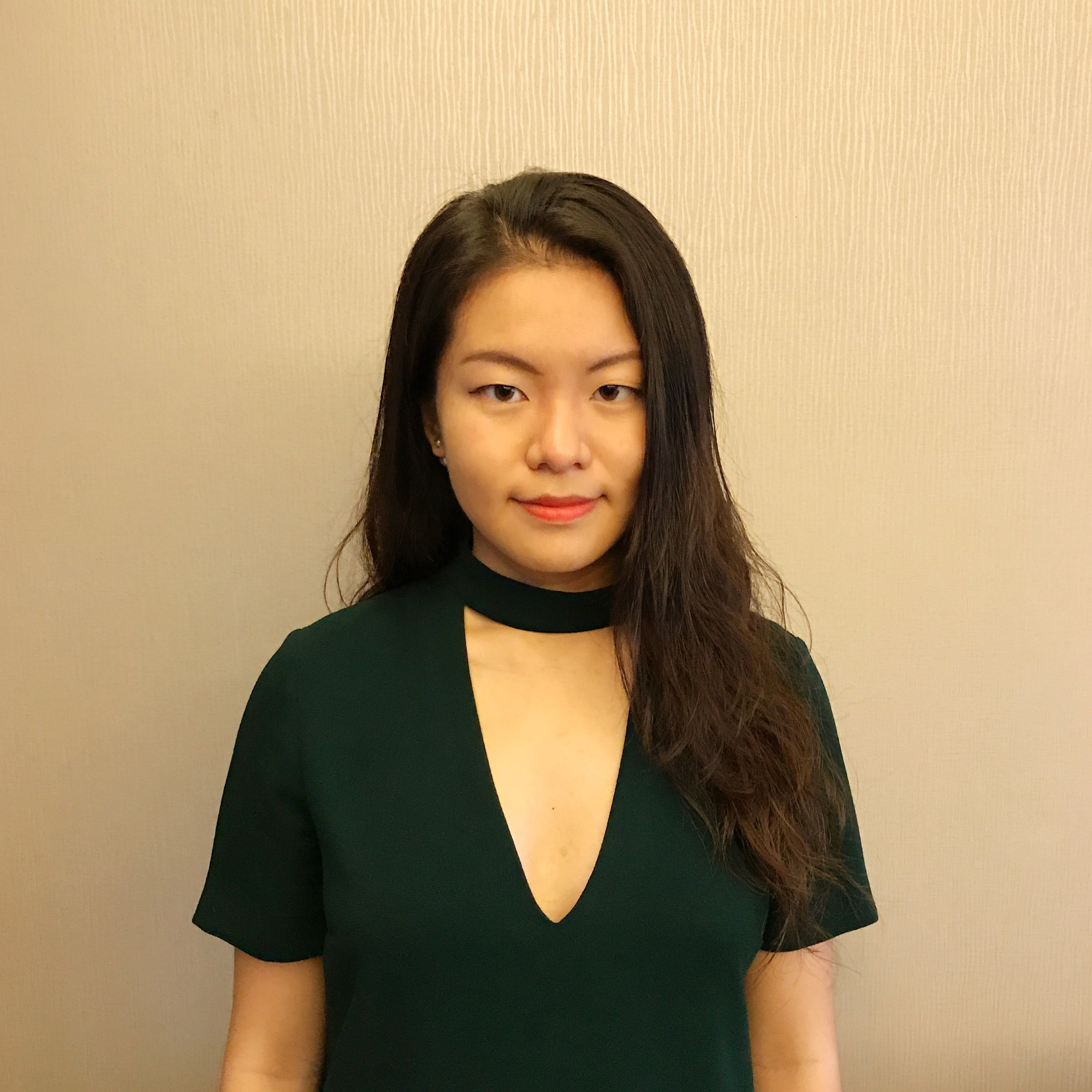 <b>Catherine Yang</b></br>Panel Manager