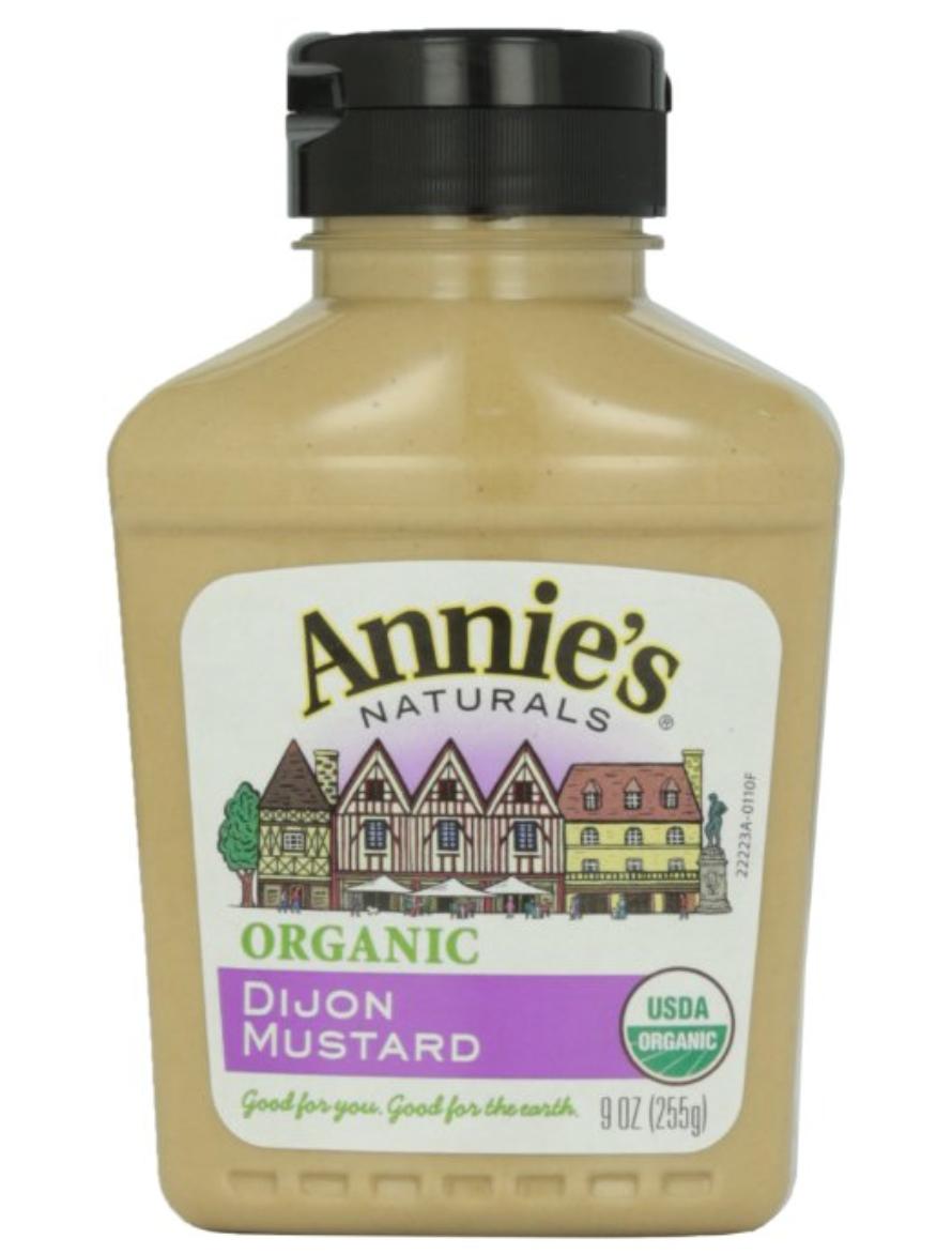 No Sugar Added Mustard