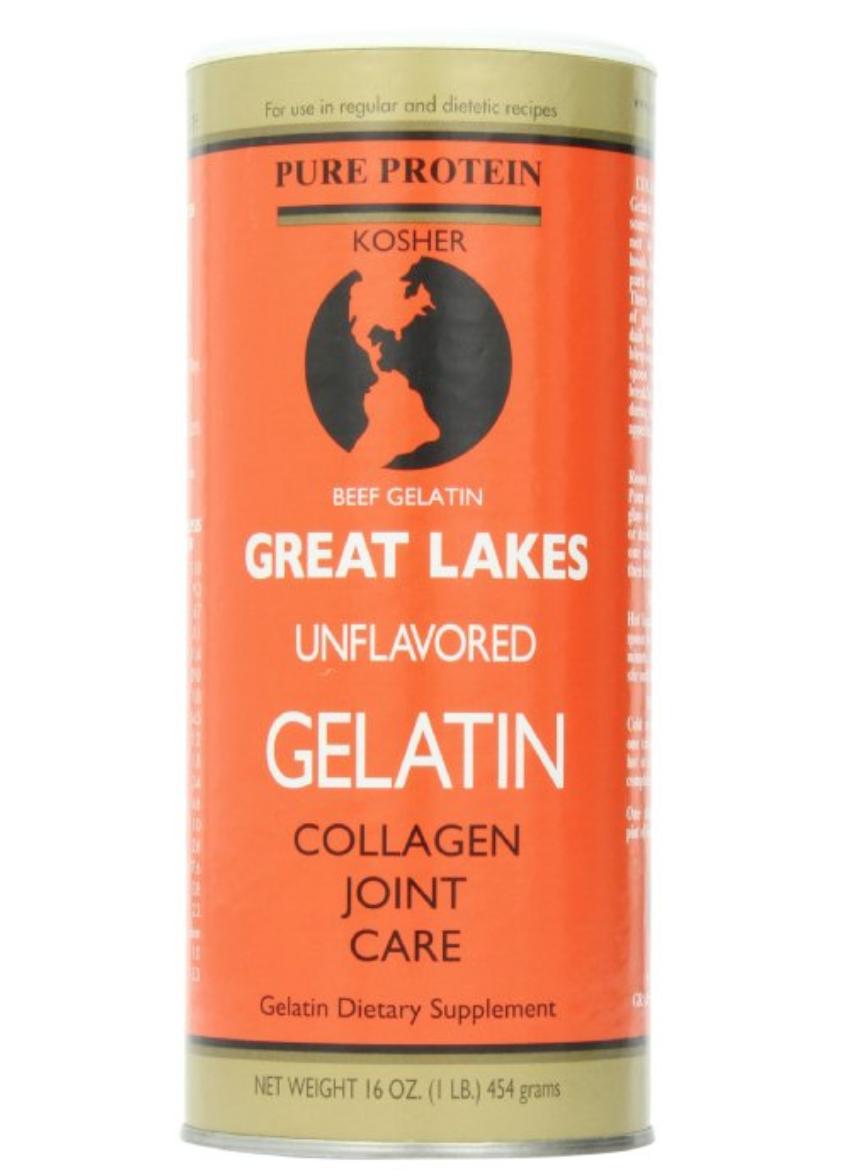 Grass Fed Gelatin
