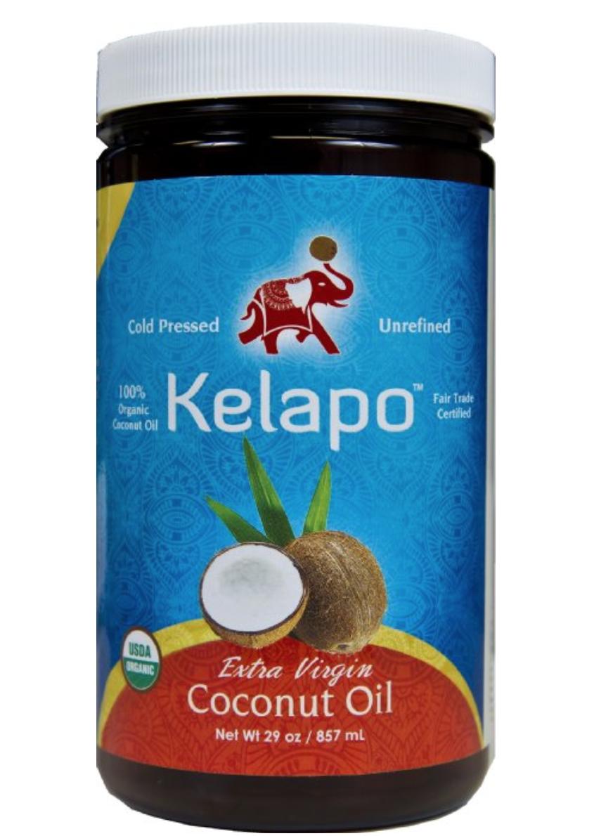 Unrefined Cold Pressed Coconut Oil