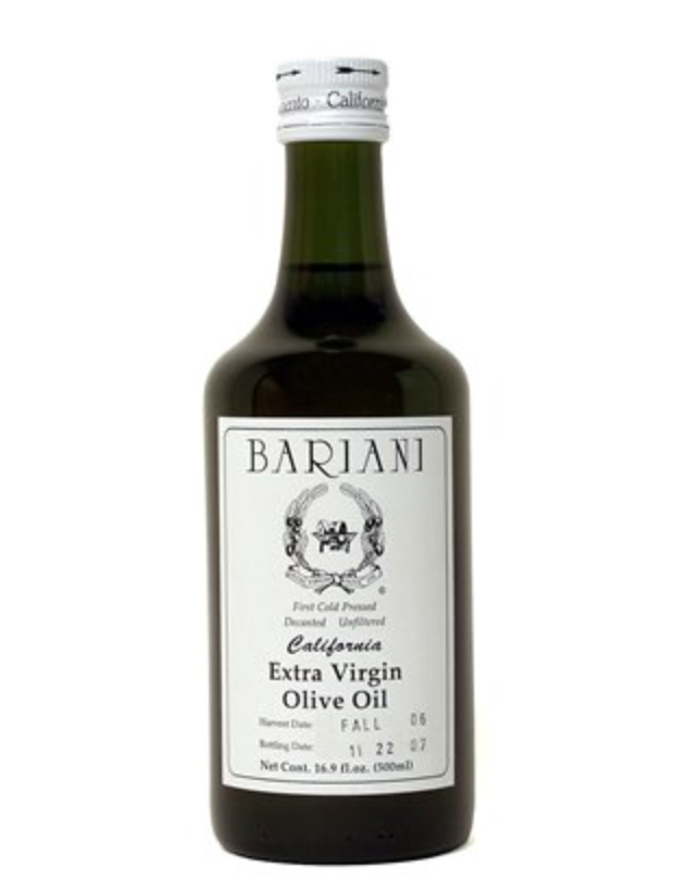 Extra Virgin Cold Pressed Olive Oil