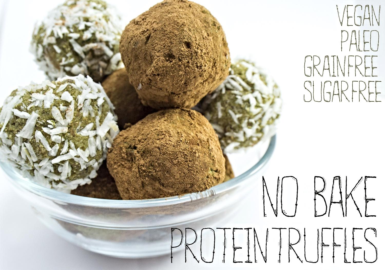 protein balls words