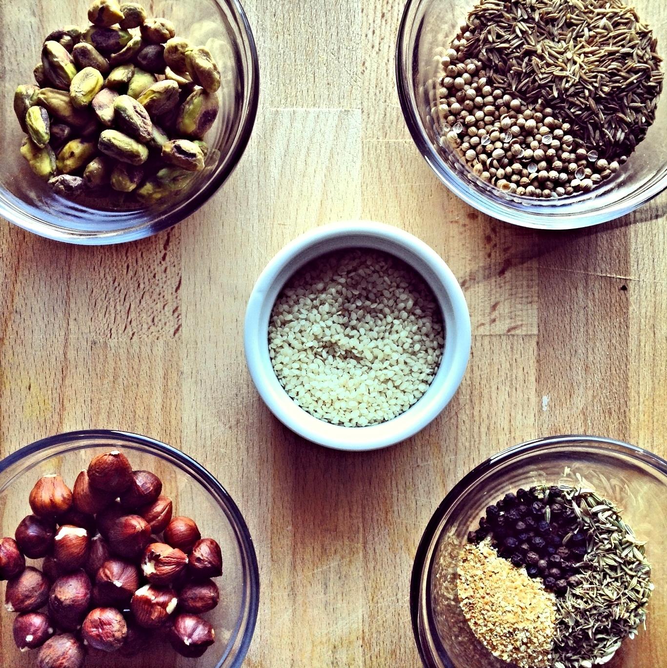 Egyptian Dukkah Spice Blend