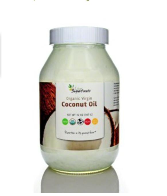 Unrefined Coconut Oil