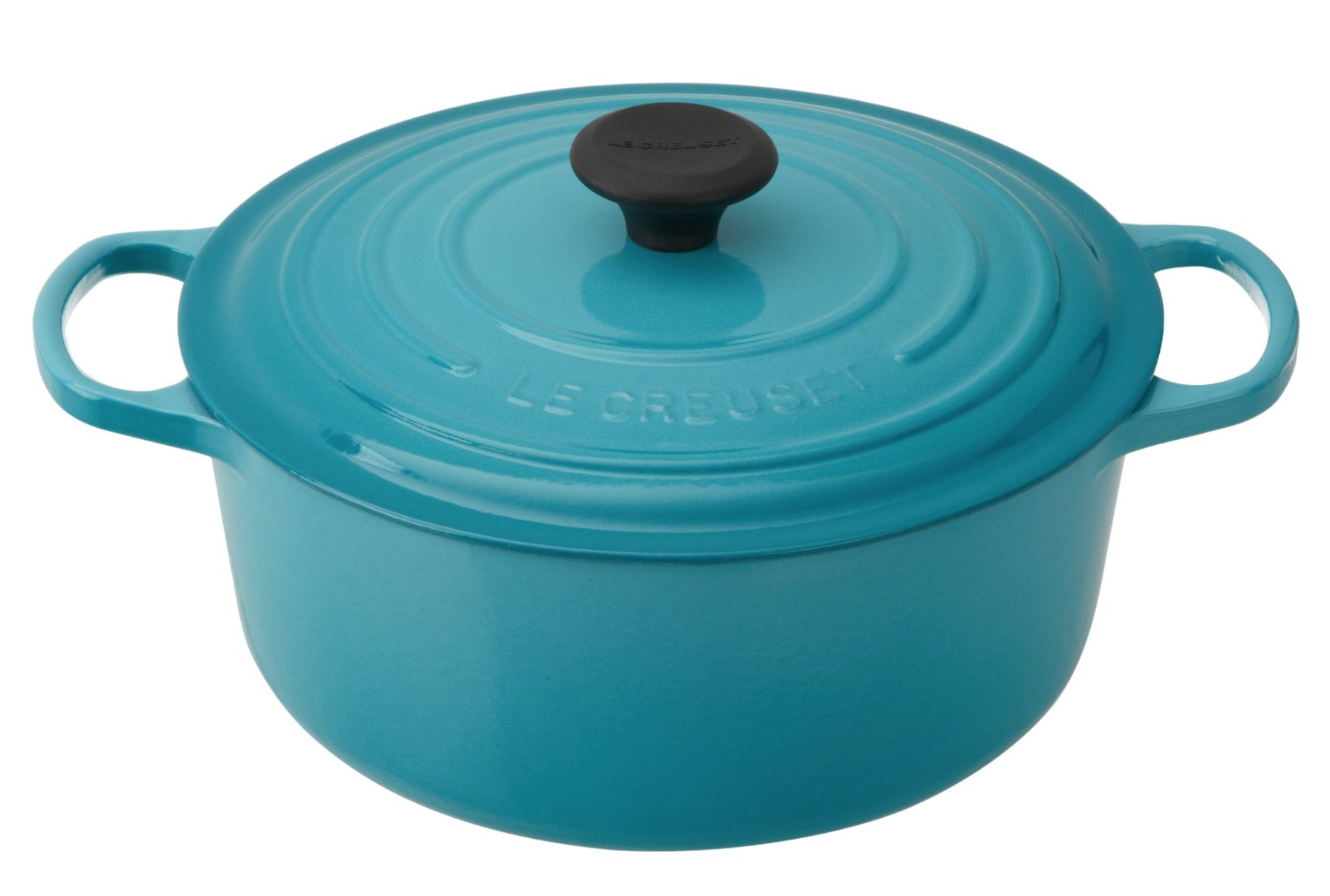 Le Creuset Cast-Iron 5-1/2-Quart Round French (Dutch) Oven