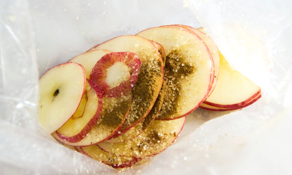 apple bag spices