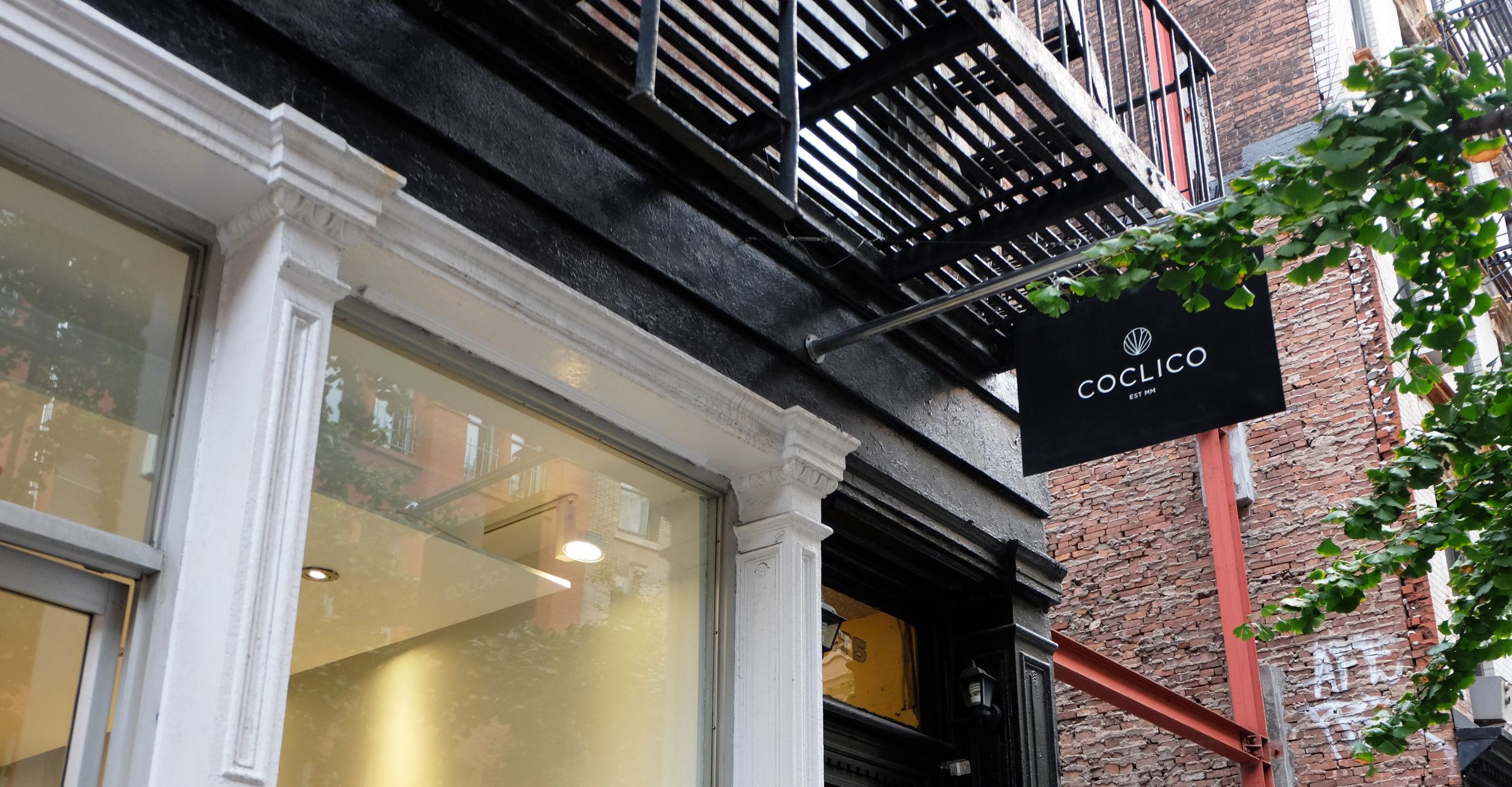"""Coclico  / 275 Mott Street. New York, NY 10012 / 212-965-5462  I like their oxford silhouette because it's not too narrow or wide. I recently got a pair of their """"Hima flat.""""They're very comfortable and versatile."""