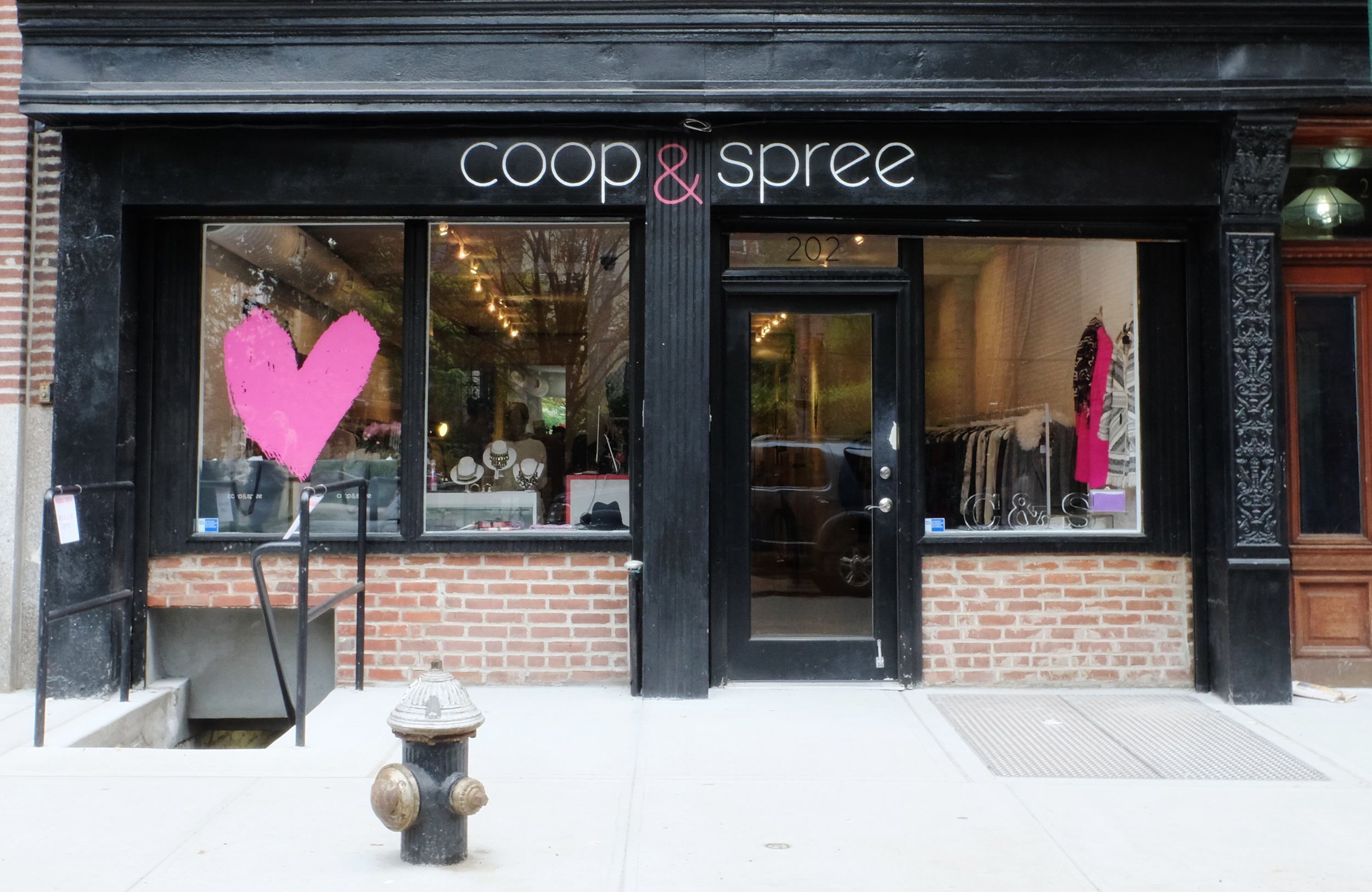 Coop & Spree  / 202 Elizabeth Street. New York, NYC 10012 / 917-475-1723  They basically have the best denim selection (Mother, AG, One Teaspoon) and carry some pretty cool clothes (Milly, Helmut Lang, LNA, Kempner).