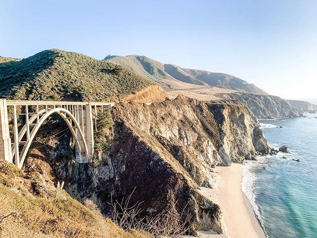 I'd never before been to the central coast of California and I have to say... it was love at first sight. Big Sur — in all your rugged, remote, no-cell-signal beauty — I'll be back for you.