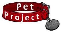 pet project rescue logo