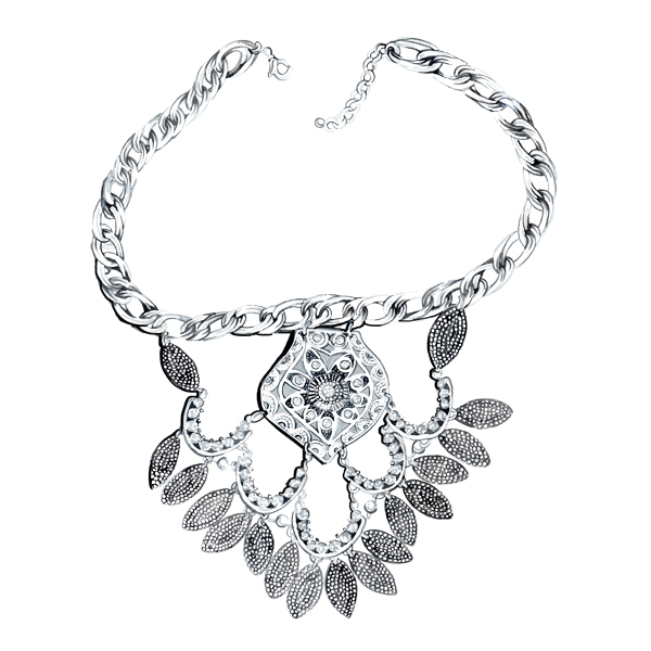 Illustration of Necklace for Claire's Accessories