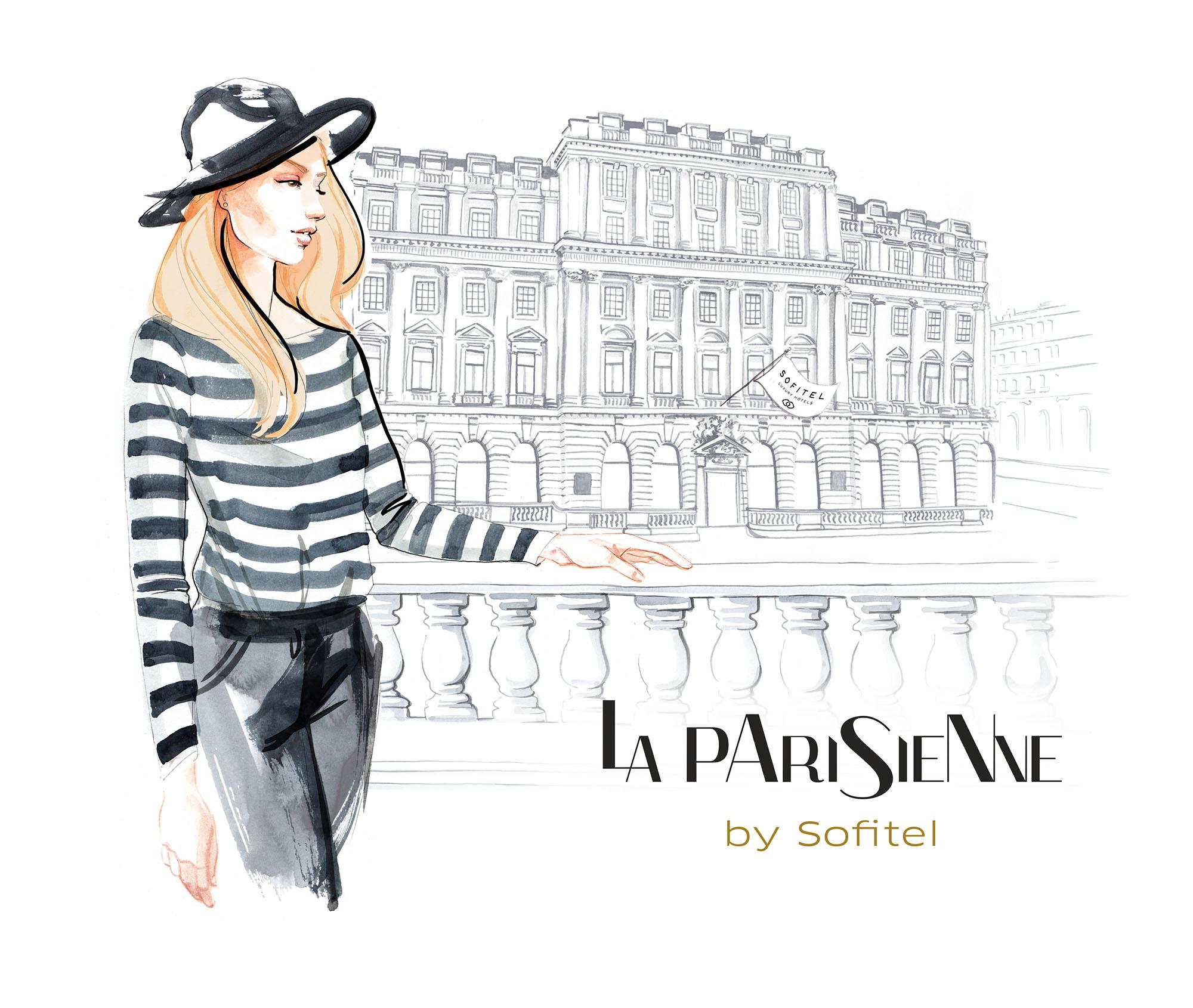 La Parisienne PR image by Willa Gebbie