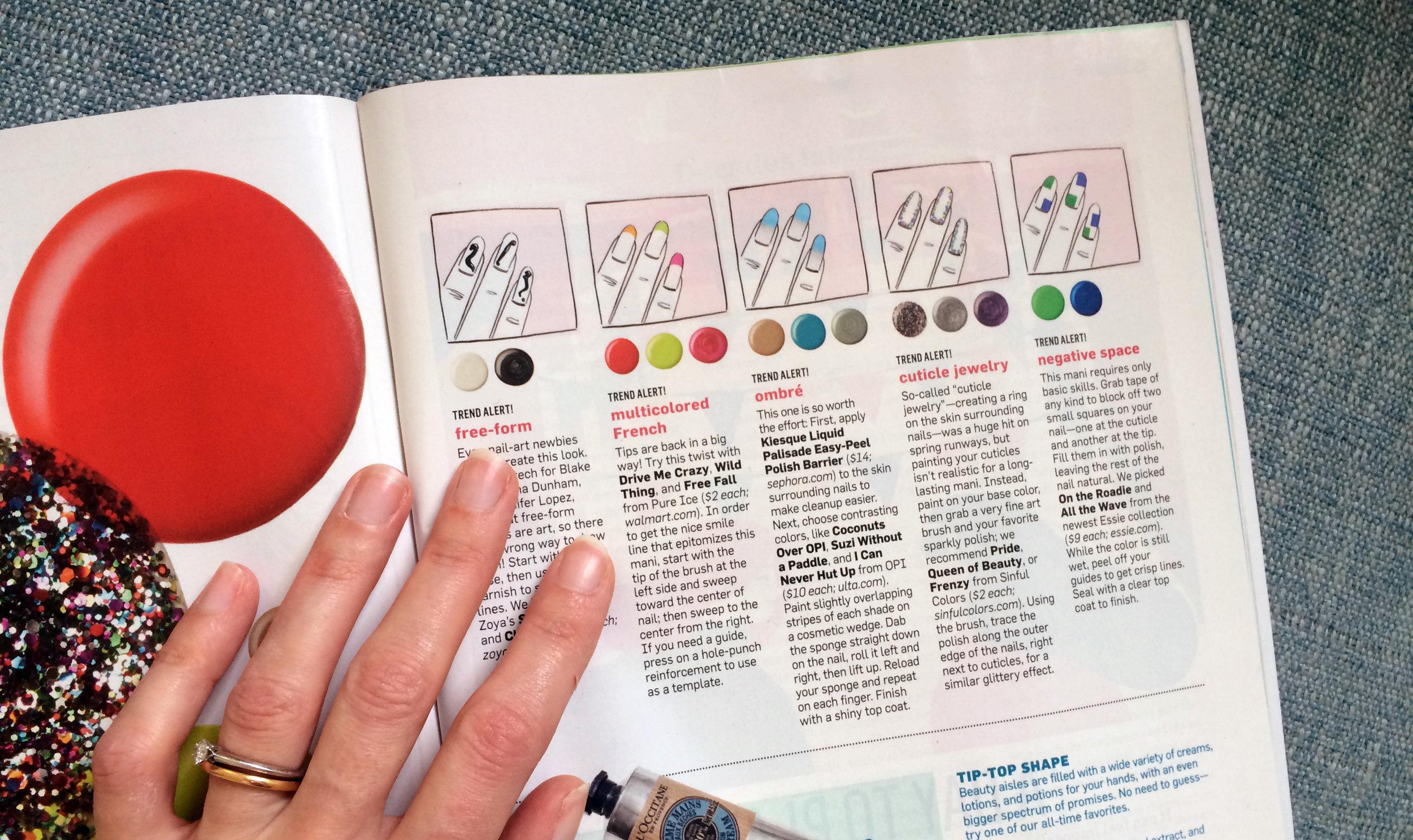 Family Fun magazine illustration commission b y Willa Gebbie