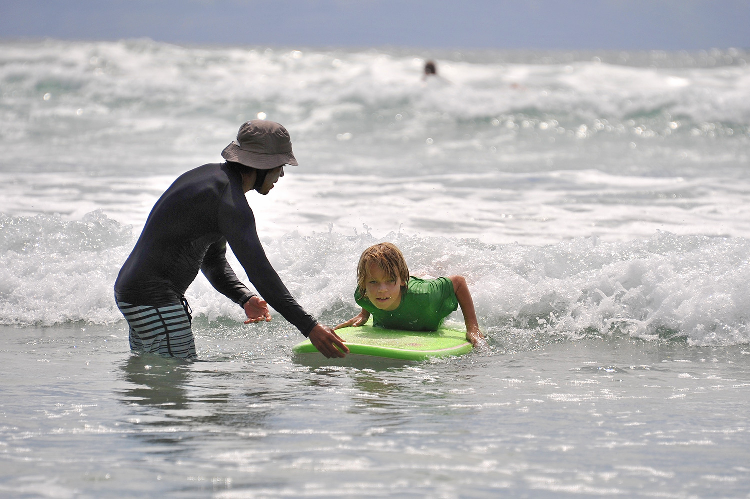Private Surf Lessons for Kids