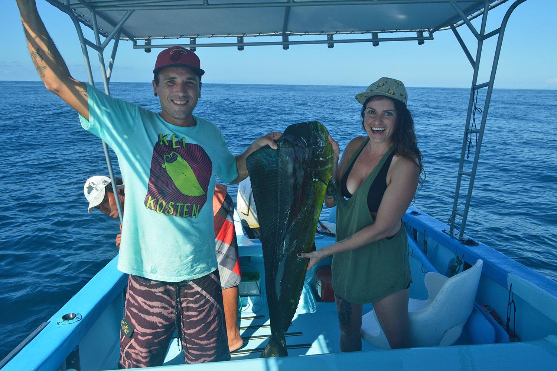 Dorado / Dolphin / Mahi Mahi - Fishing.