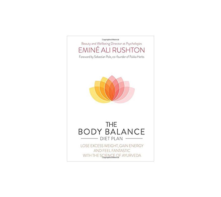 The Body Balance Plan by Emine Rushton