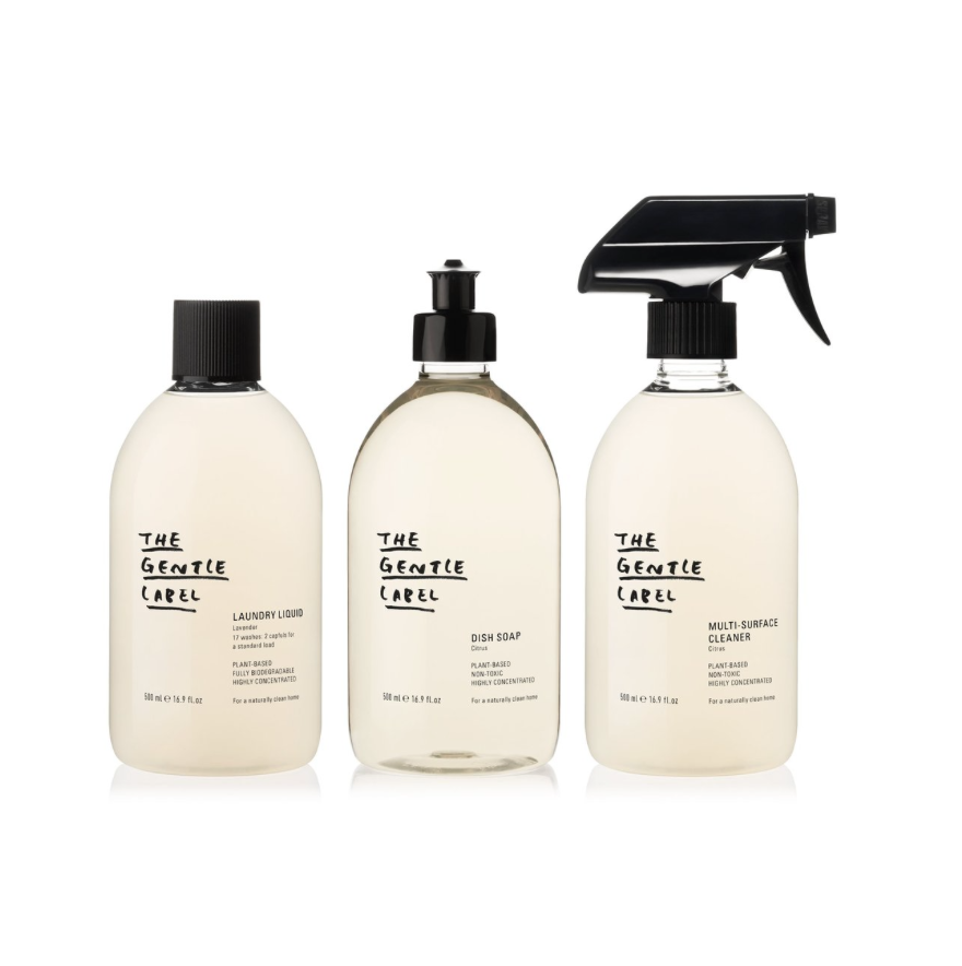 The Gentle Label Home Care Kit