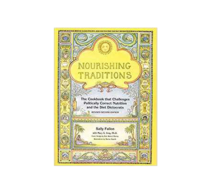 Nourishing Traditions by Sally Fallon