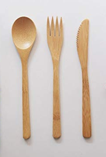 Copy of Reusable Bamboo Cutlery
