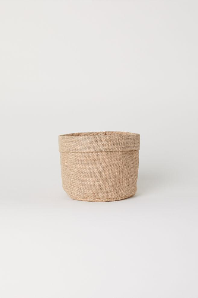 Mini Jute Baskets