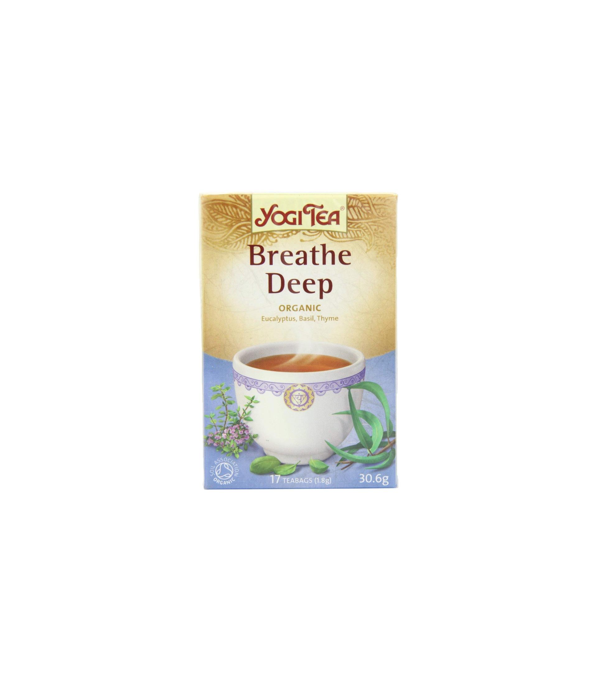 Copy of Breathe Deep Tea