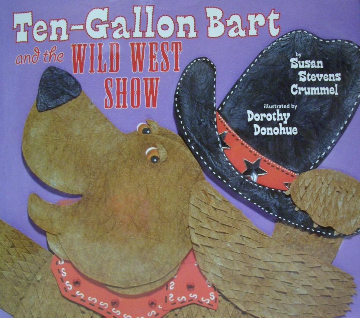 Ten Gallon Bart WW Show cover.JPG
