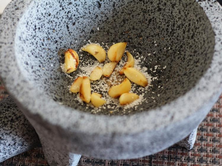 GarlicMolcajete