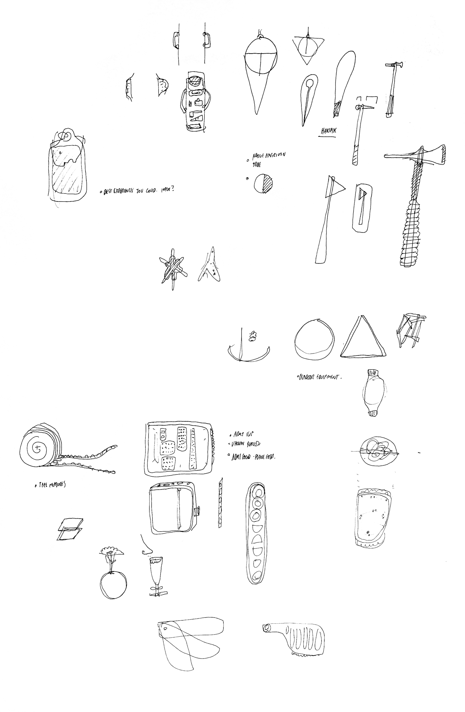 Hand Axes and Scent Kits.jpg