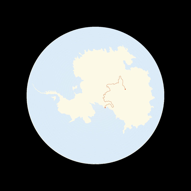 Future nomads (Antarctica), 2016