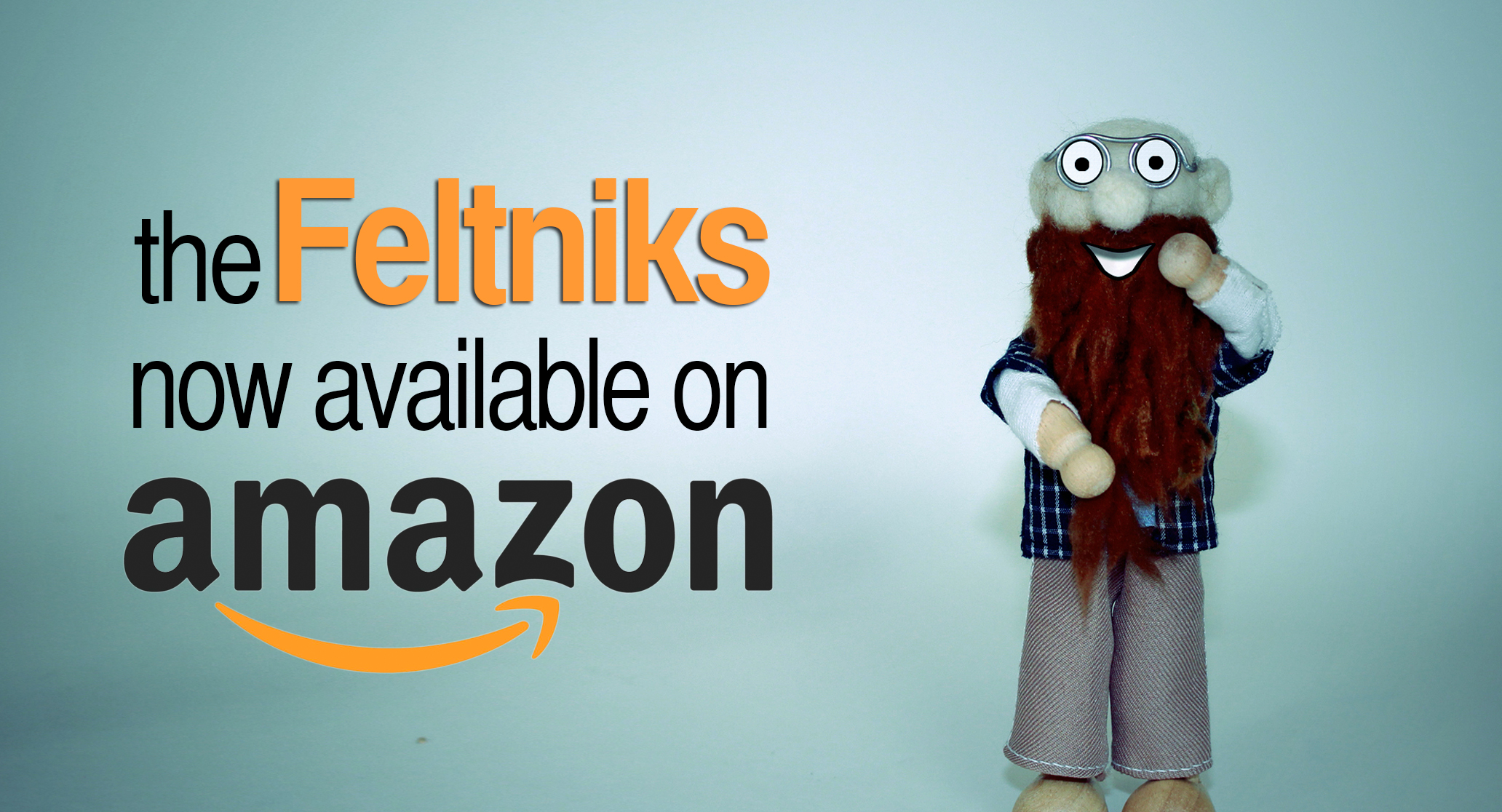 The Feltniks Available on Amazon