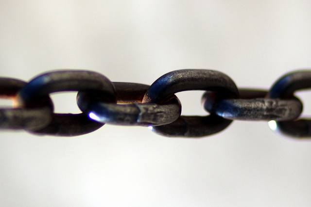 """"""" Chain """" by  Astro  is licensed under  CC BY 2.0"""