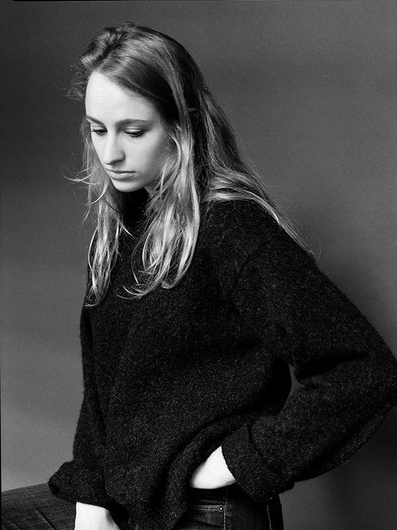 Portrait of Lauren Field