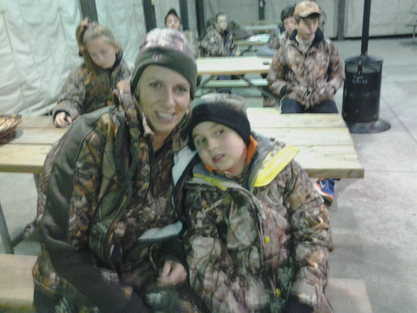 Mom and Braedan before the hunt (1).jpg