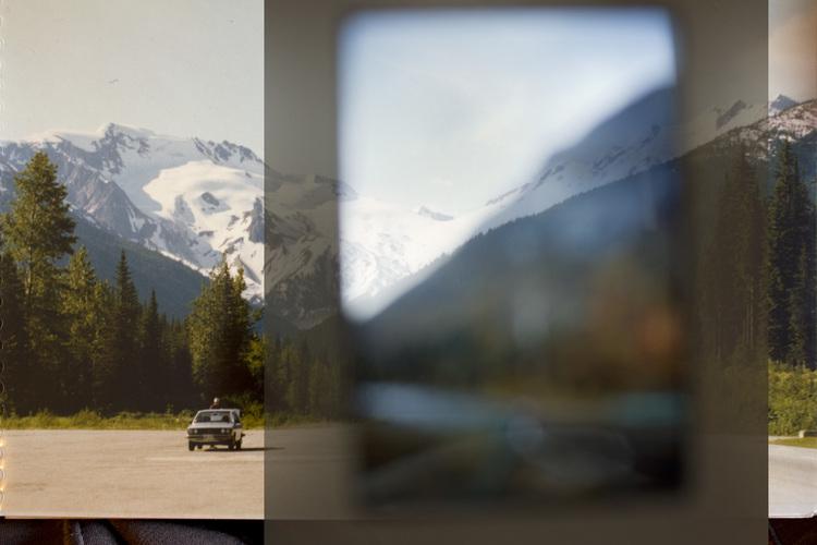 Untitled, 2015, photo-collage by Kristina Banera