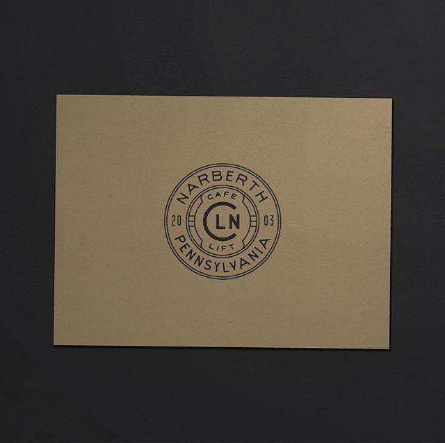 New mark from the brand expansion we recently did for @cafe_lift & @cafeliftnarberth. @truehandsociety for  #truehanddesign . #truehand #jessiejaydesign #jessiejay#jessiejaydesign #designedbyjessiejay#typography #phl #philly #philadelphia#branding #illustrator #typelockup