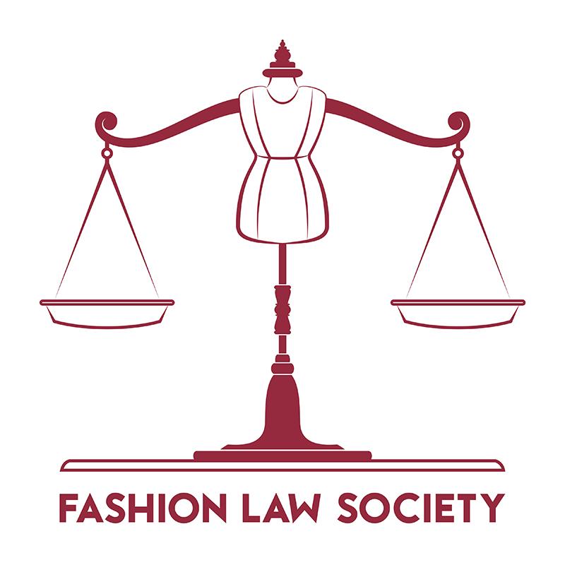 digital logo for Loyola Marymount Law School: Fashion Law Society