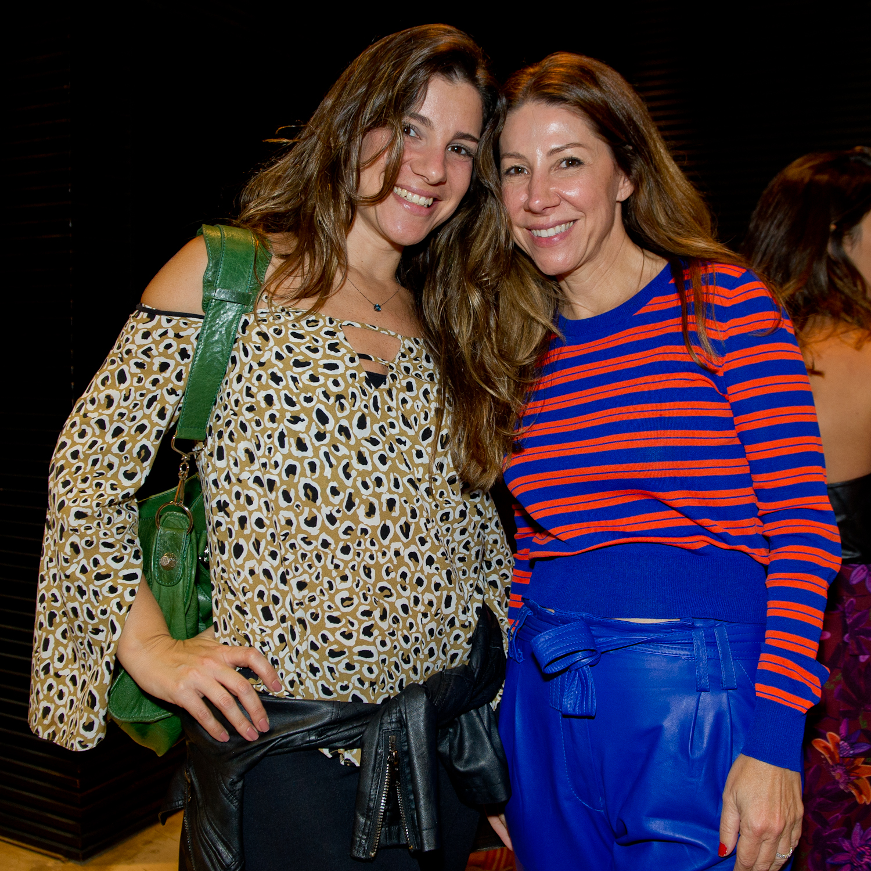 Tatiana Dorf e Marcia Avelar